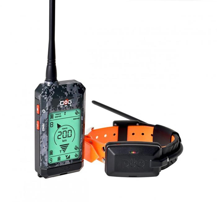 Kynologické potřeby - DOG GPS X20
