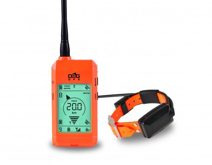 Kynologické potřeby - DOG GPS X20 orange