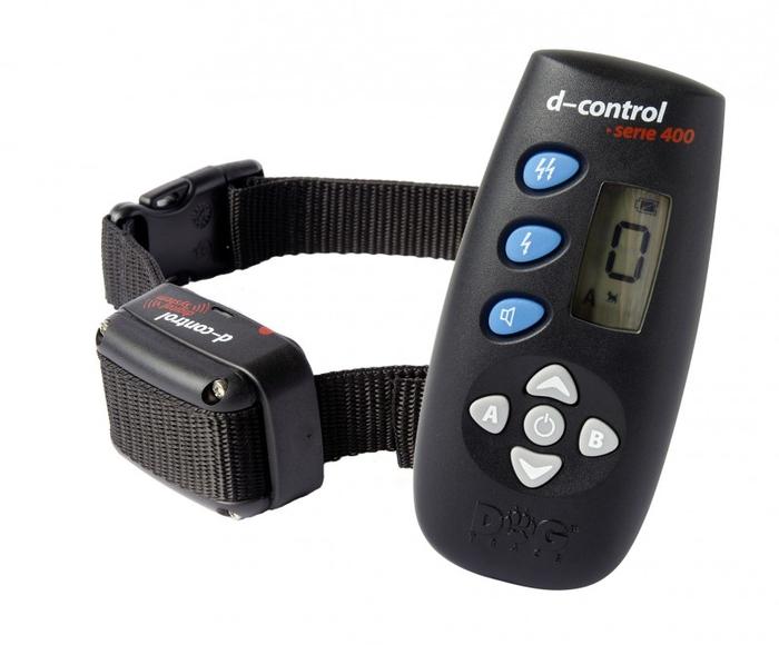 Kynologické potřeby - Výcvikový obojek d-control 400