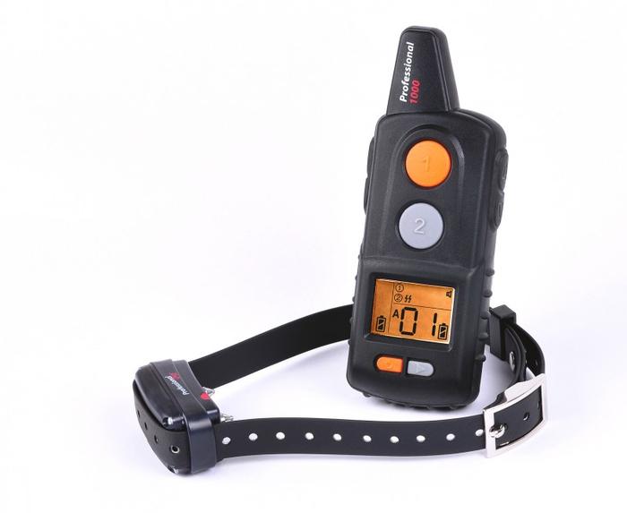 Kynologické potřeby - Výcvikový obojek d-control professional 1000 ONE