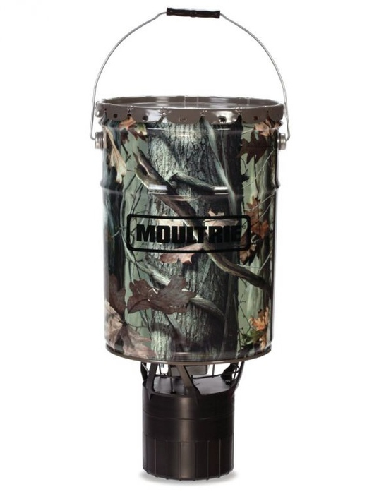 Krmící zařízení - Krmící zařízení MOULTRIE 25 litrů se světelným senzorem