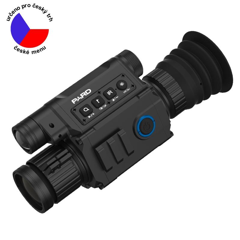 Noční vidění - Digitální zaměřovač PARD NV008P + ZDARMA - nabíječka, 16GB karta, poštovné