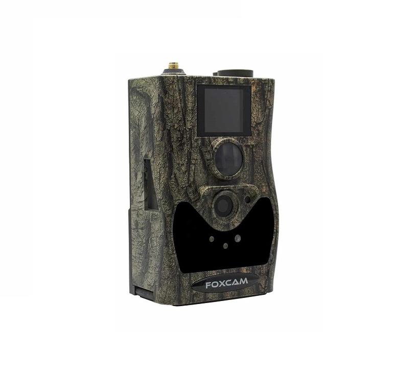 Lovecké potřeby - Fotopast FOXcam SG880MK - 4G CZ+ 16GB + napájecí kabel + ocelový box