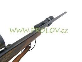 Svítilny na zbraň - Montáž na kulovnici a zbraň pro uchycení svítilny 24-26mm/hlaveň 15-18mm