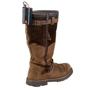 Lovecké potřeby - Vyhřívané vložky do bot Alpenheat Trend
