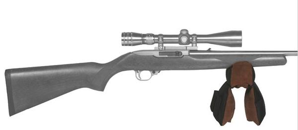 Lovecké potřeby - Střelecký vak - podložka pod zbraň