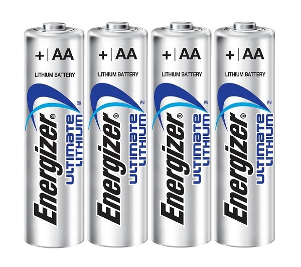 Baterie a nabíječky - Baterie Energizer Ultimate Lithium 1,5V AA