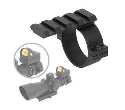 Svítilny na zbraň - Montáž pro kolimátor na puškohled 30mm