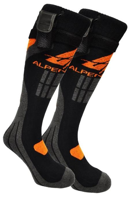 Lovecké potřeby - Vyhřívané ponožky Alpenheat Fire Socks