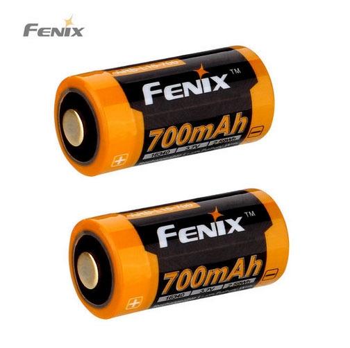 Baterie a nabíječky - Nabíjecí baterie Fenix RCR123A / 16340