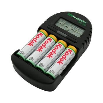 Baterie a nabíječky - Inteligentní nabíječka BC-450 pro NiMH, NiCd - AA, AAA