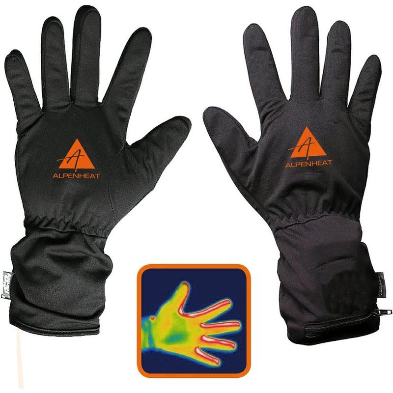 Lovecké potřeby - Alpenheat Fire Gloveliner vyhřívané vložky do rukavic