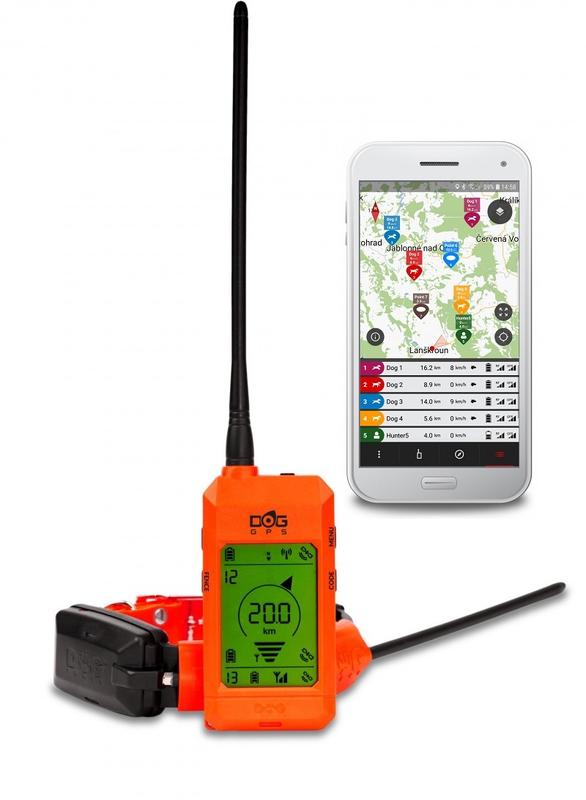 Kynologické potřeby - DOG GPS X30 - bez vycvikového modulu