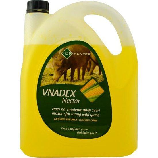 Krmící zařízení - FOR VNADEX Nectar lahodná kukuřice - vnadidlo - 4kg