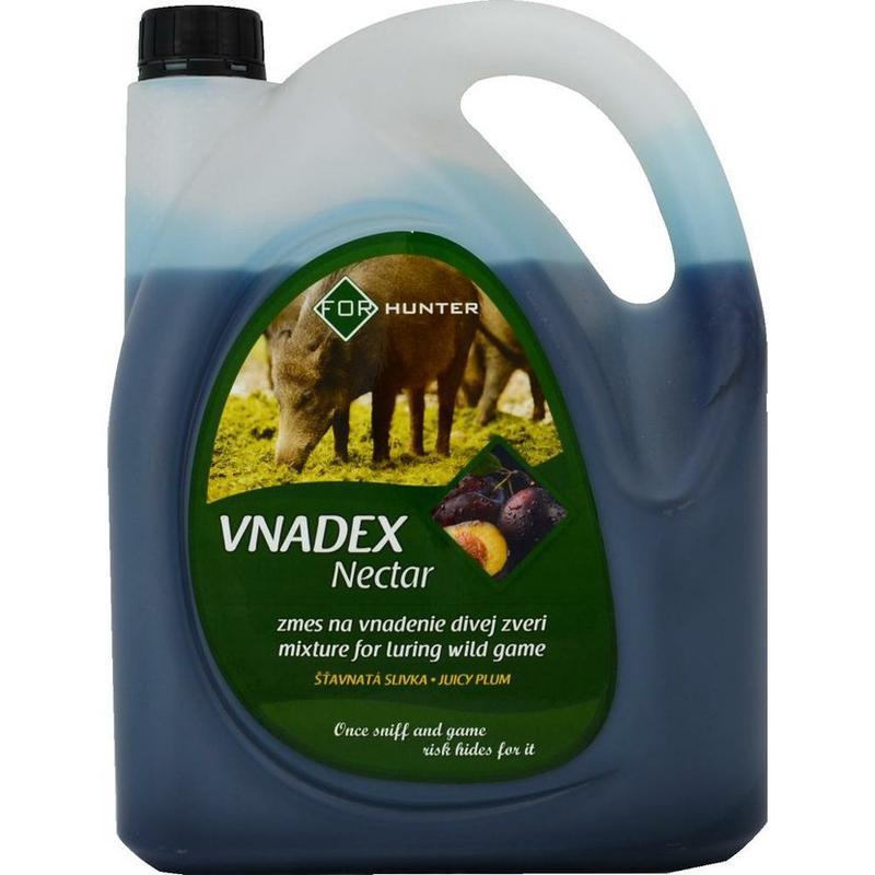 Krmící zařízení - FOR VNADEX Nectar šťavnatá švestka - vnadidlo - 4kg