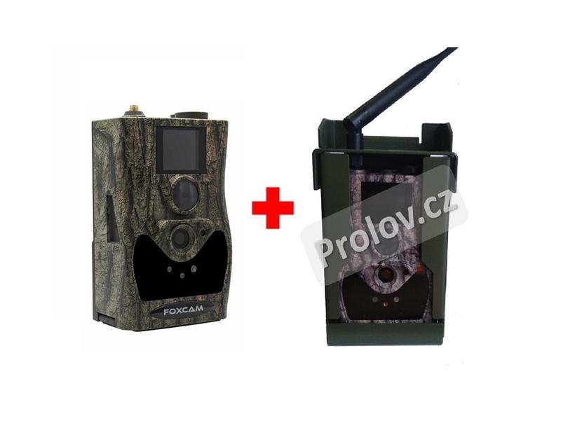 Lovecké potřeby - Fotopast FOXcam SG880MK-18mHD CZ+ 16GB SD NEW + Originál Box