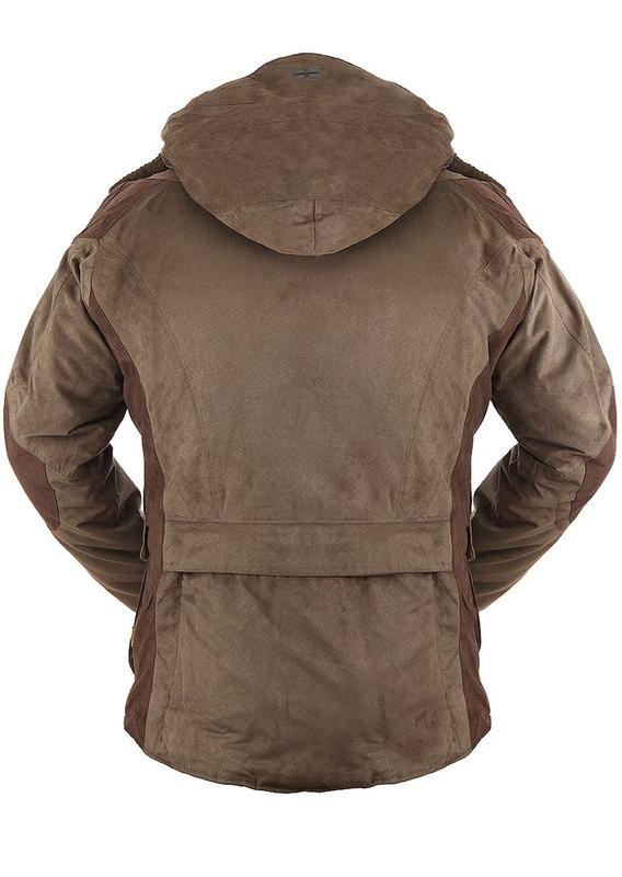 c41cee83625 Lovecká zimní bunda Hillman XPR Coat b. Dub - Prolov.cz