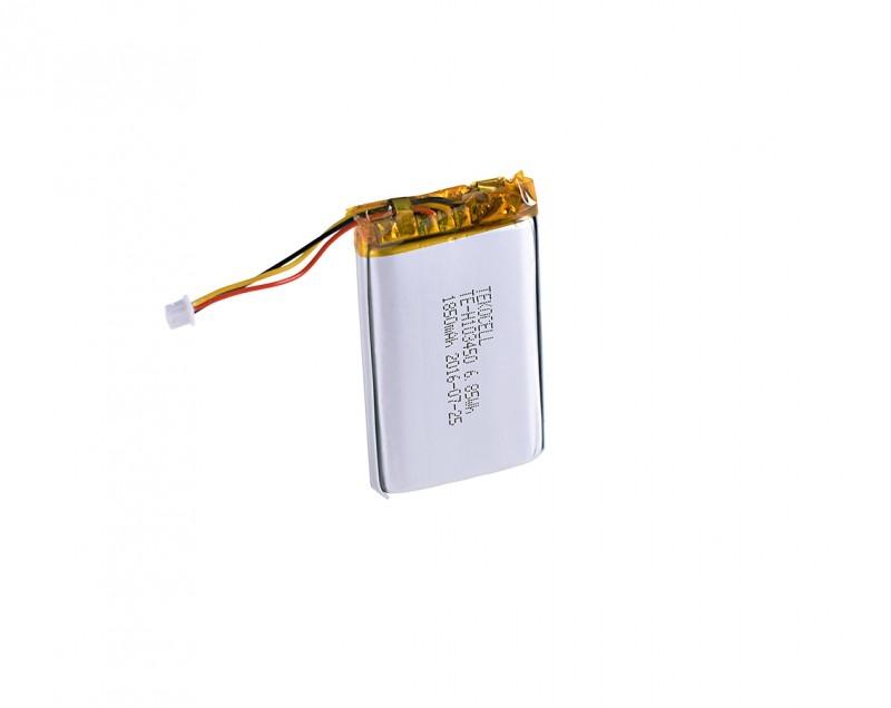 Kynologické potřeby - Náhradní akumulátor Li-Pol, dobíjecí, 1850mAh GPS