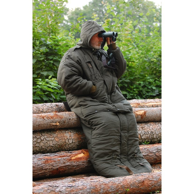 Lovecké oblečení - Posedový vak do -22°C - LODEN THERMORE