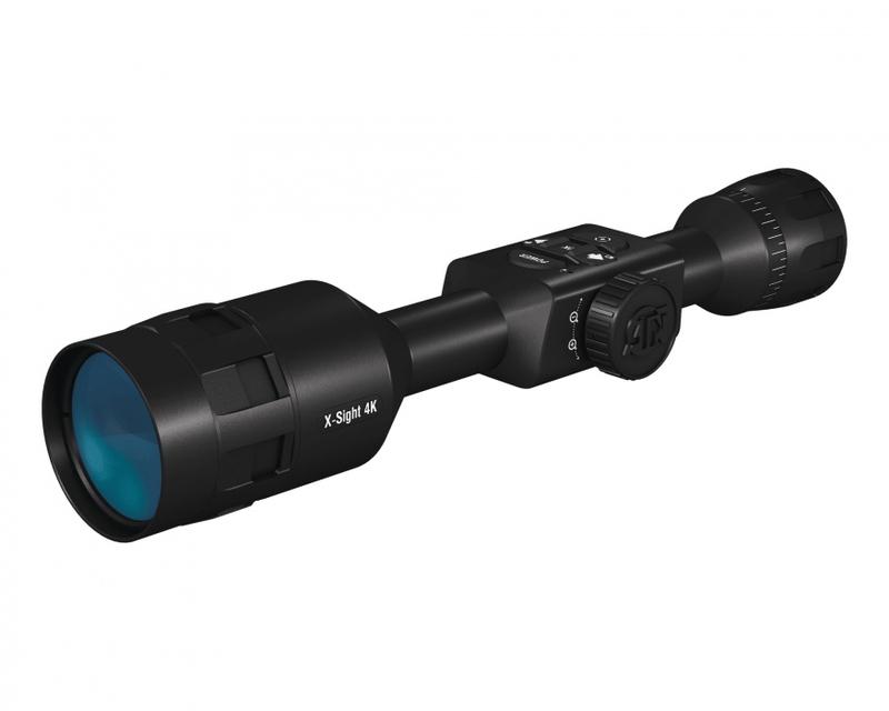 Noční vidění - Puškohled ATN X-Sight 4K Pro 5-20x den/noc