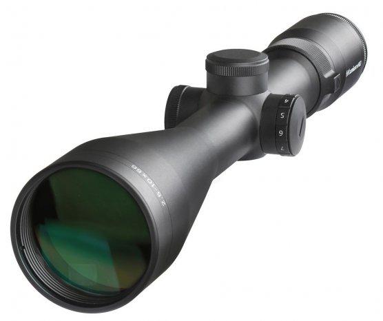 Dalekohledy - puškohledy - Puškohled Delta Optical Titanium 2,5-10x56 HD