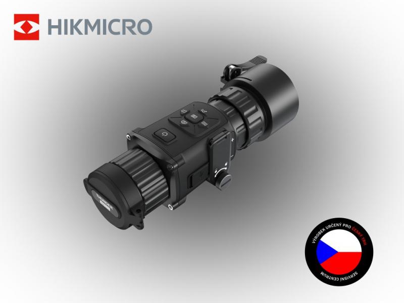 Termovize - TERMOVIZNÍ ZAMĚŘOVAČ HIKMICRO THUNDER TH35C