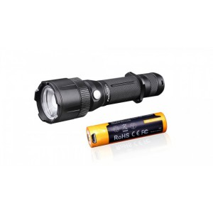 Zaostřovací svítilna Fenix FD41 + USB aku 2600 mAh foto