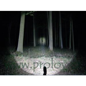 Výkonná nabíjecí svítilna Hunting Light LT-2 foto