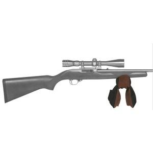 Střelecký vak - podložka pod zbraň foto