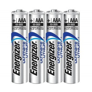 Energizer Ultimate Lithium 1,5V AAA foto
