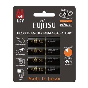 Baterie Fujitsu 1,2V AA 2500mAh foto